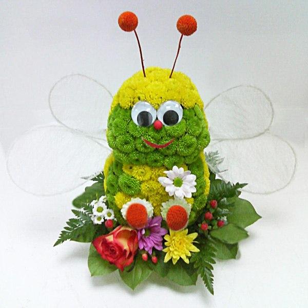 Цветы игрушки из цветов картинки