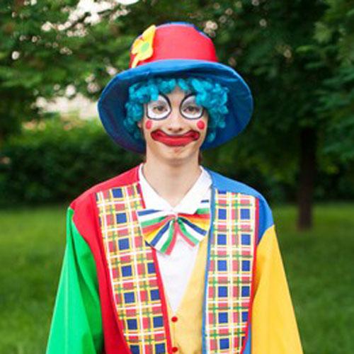 Клоуны на день рождения ребенка