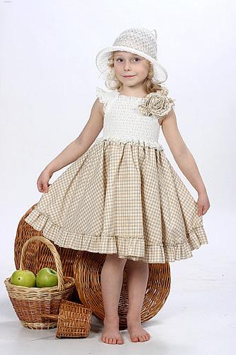Длинные платья для девочек летние платья