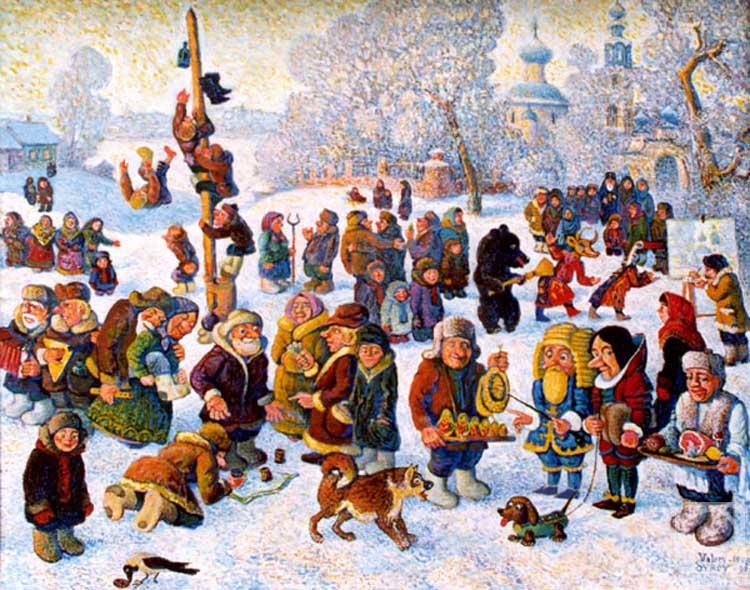 Русские народные игры играть